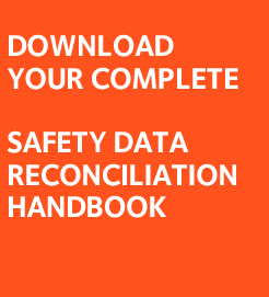 Download your complete safety data reconciliation handbook