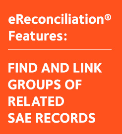 Find & Link Groups of Related SAE Records