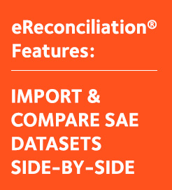 Import & Compare SAE Datasets